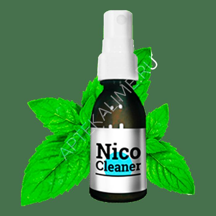 NicoCleaner - очиститель легких от табачного дыма в Никополе