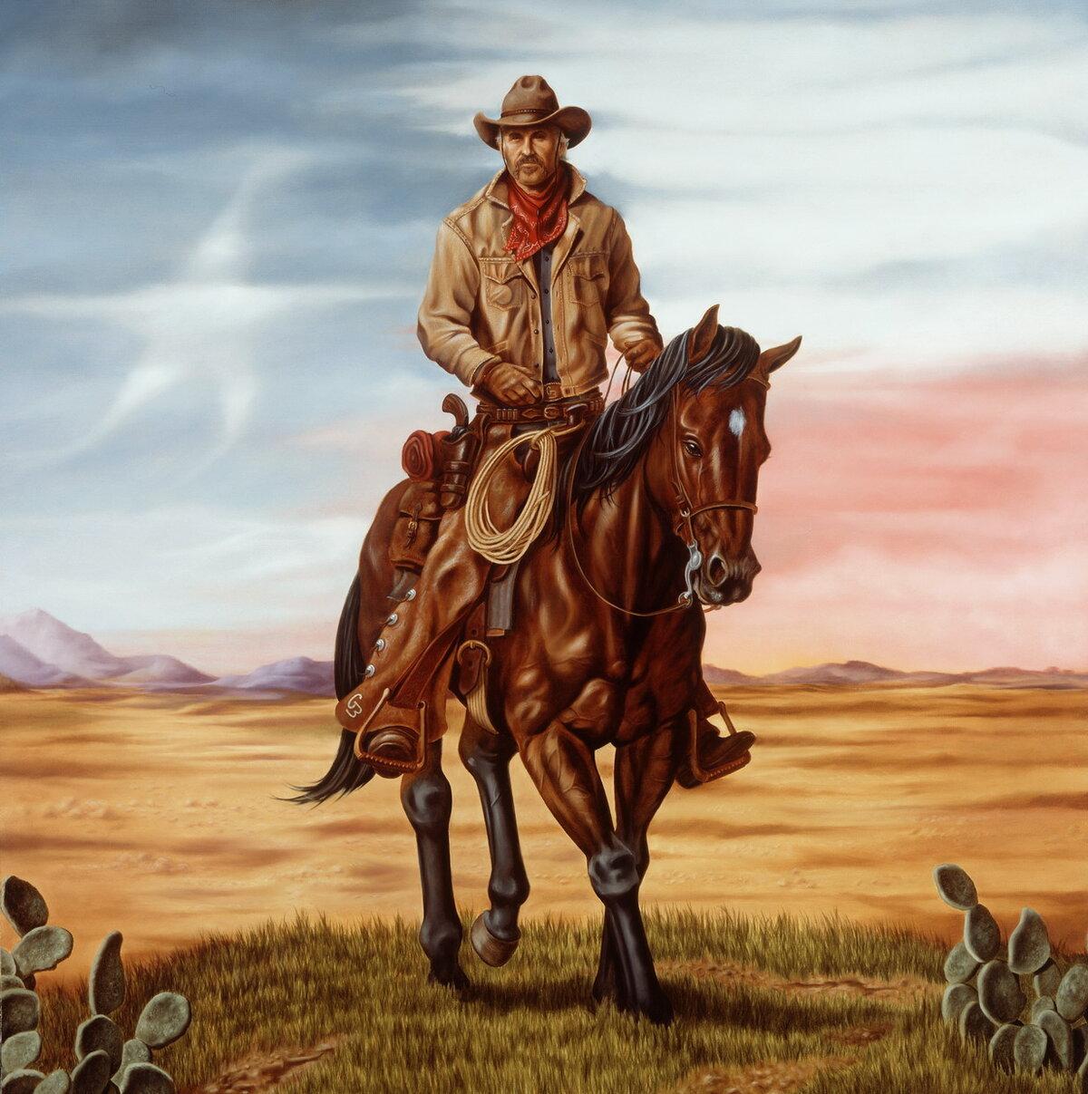 Надписью, картинки ковбои дикий запад