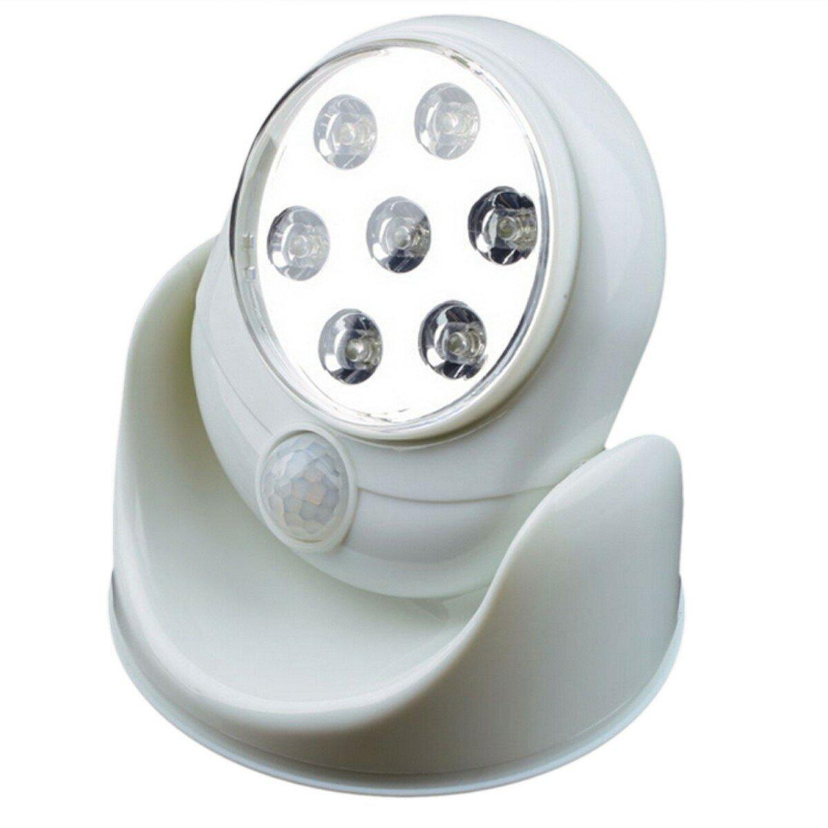 датчики движения со светодиодными лампами