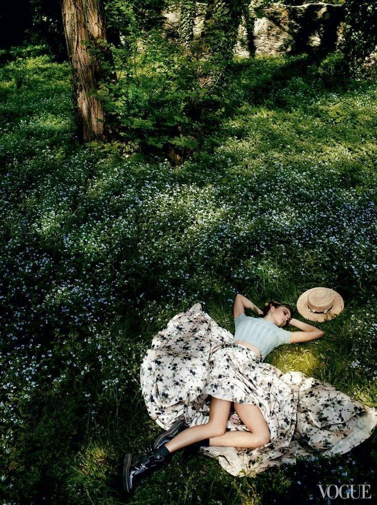 самых популярных фотосессии в лесу со стула вашему