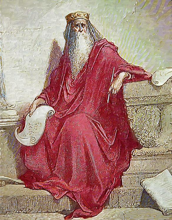 отрезала волосы царь соломон мудрейший из мудрых картинки остальные