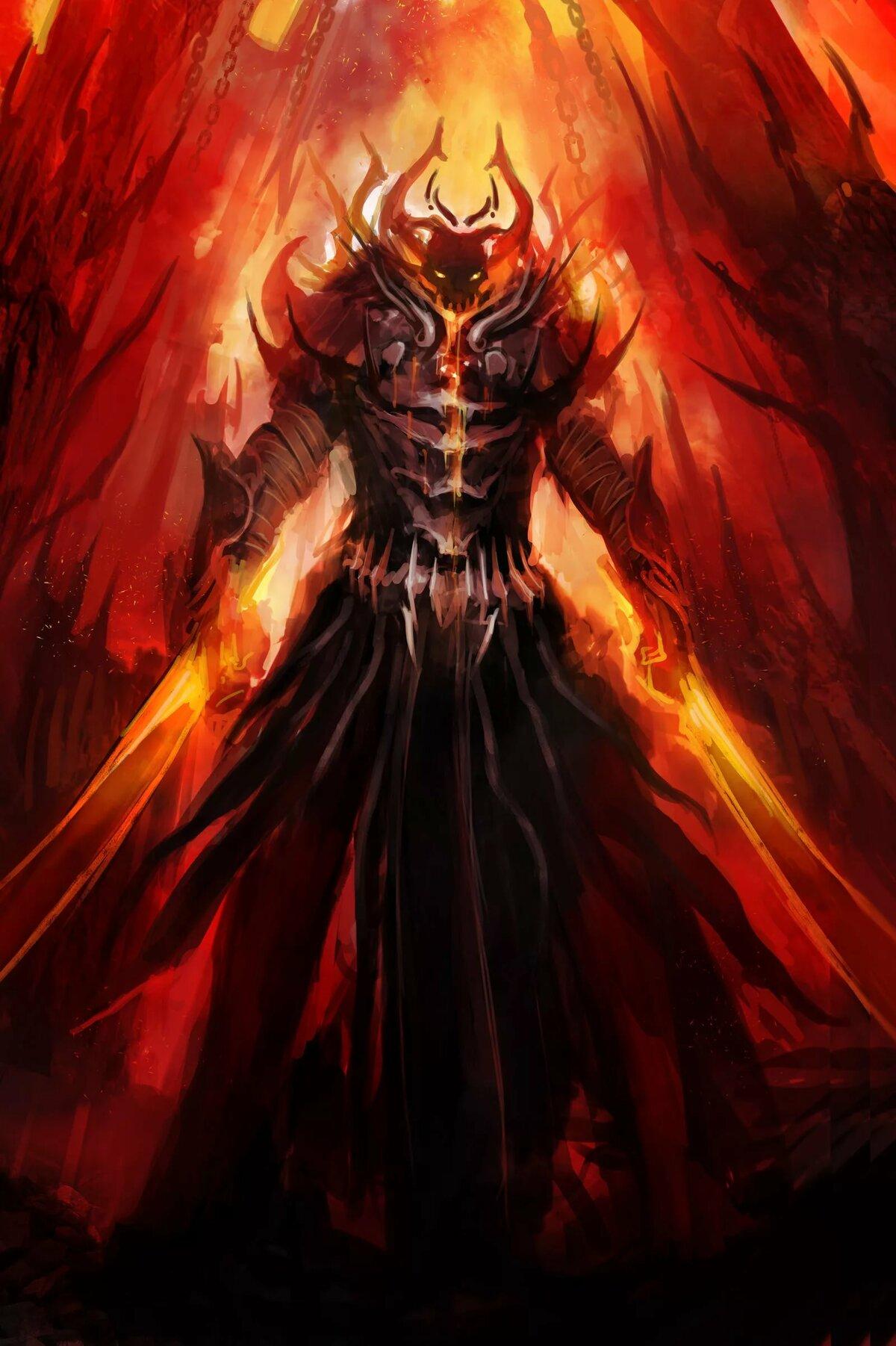 Картинки владыка демонов
