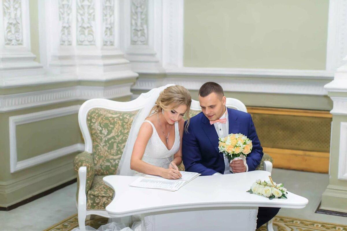 Невесту в загсе 15