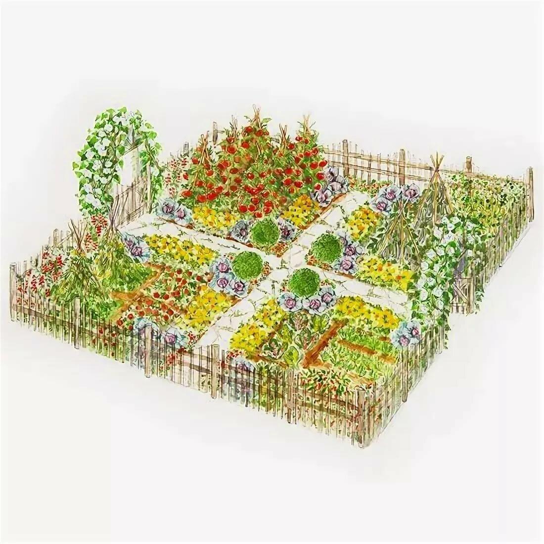 Анимация картинки огород на проспекте мира