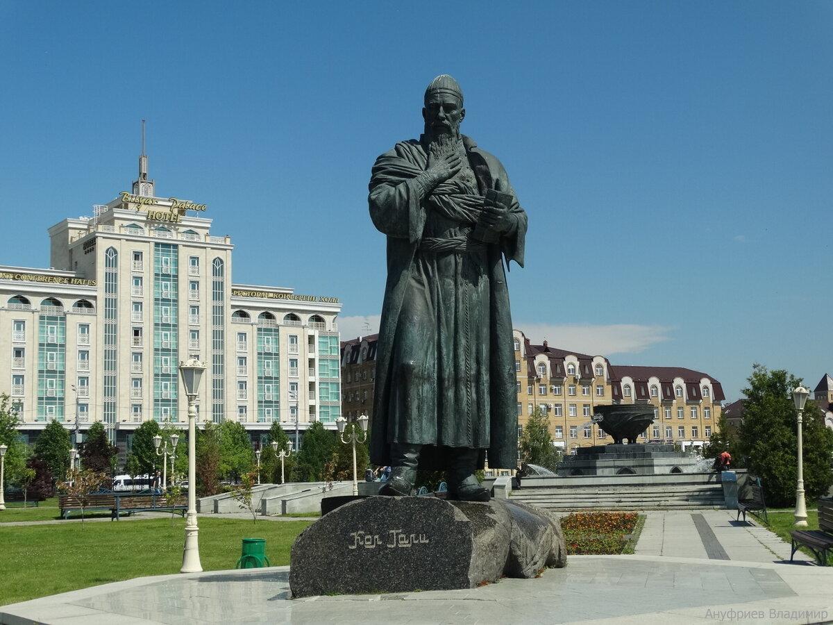 Памятники казани фото и описание