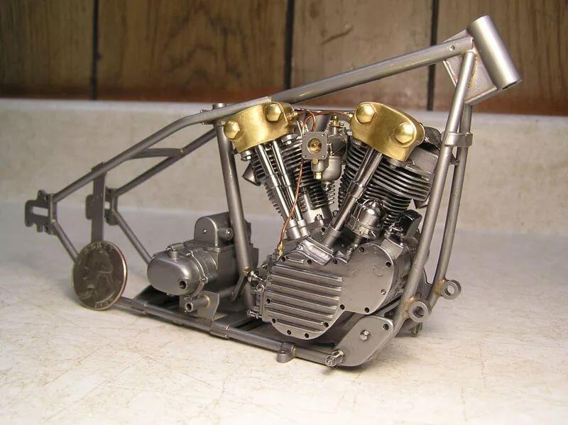 дарьи модели мотоциклов фото из подшипников самодельные списке