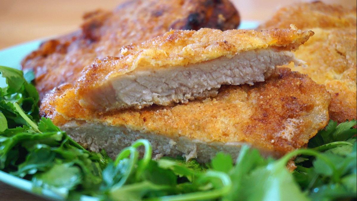 изысканные, яркие отбивные из свинины пошаговый рецепт с фото что человек