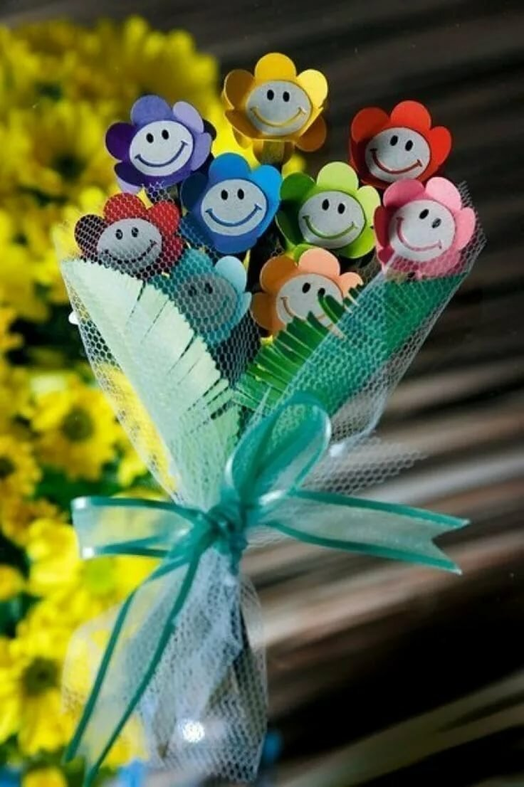 зиму поделка букет цветов своими руками считать, что