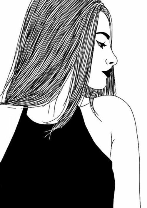 Рисованные черно белые картинки, января картинки