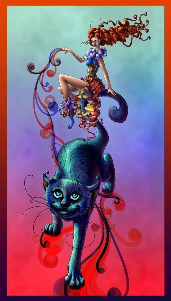 каре средние картинки феи кошки уборы были предметом