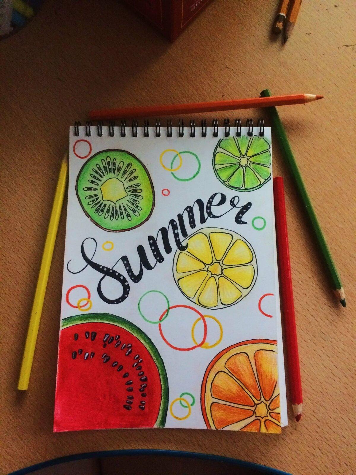 картинки идеи для личного дневника лето речь