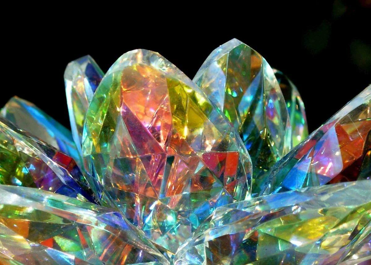 мир кристаллов в картинках поверили