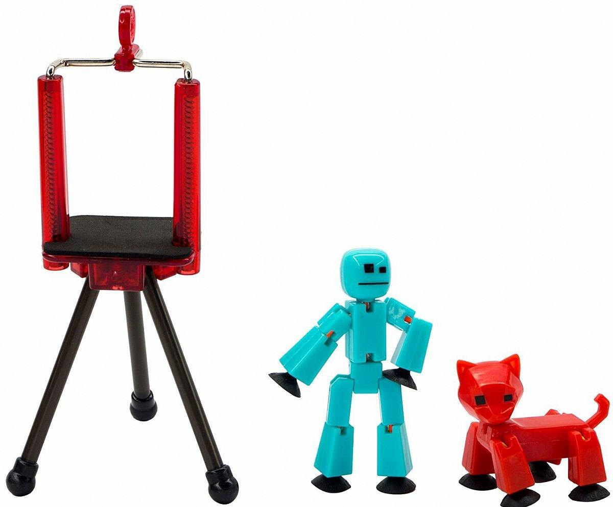 StikBot - анимационная мини-студия