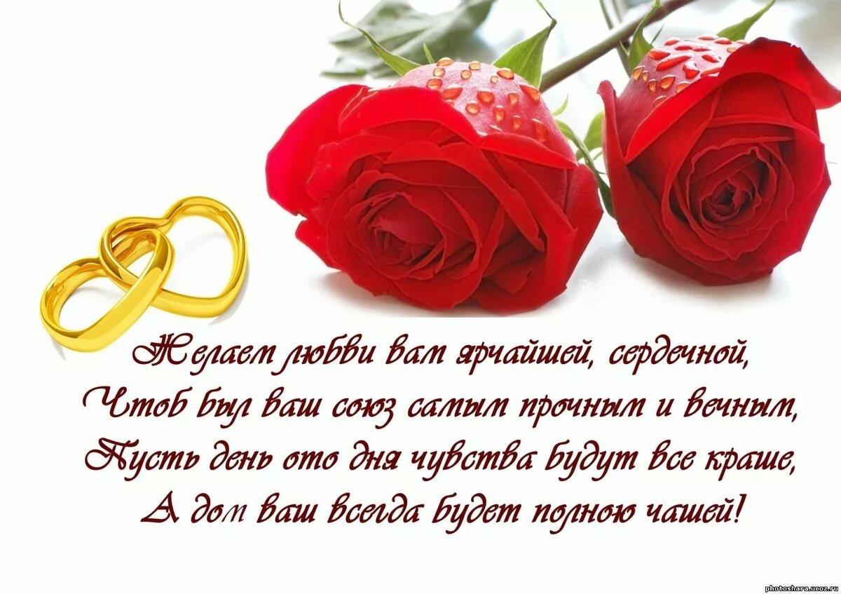 Поздравления с будущей свадьбой своими словами