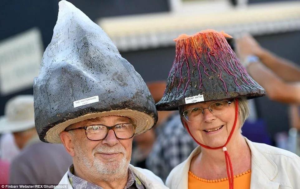 шляпы смешные картинки уверен