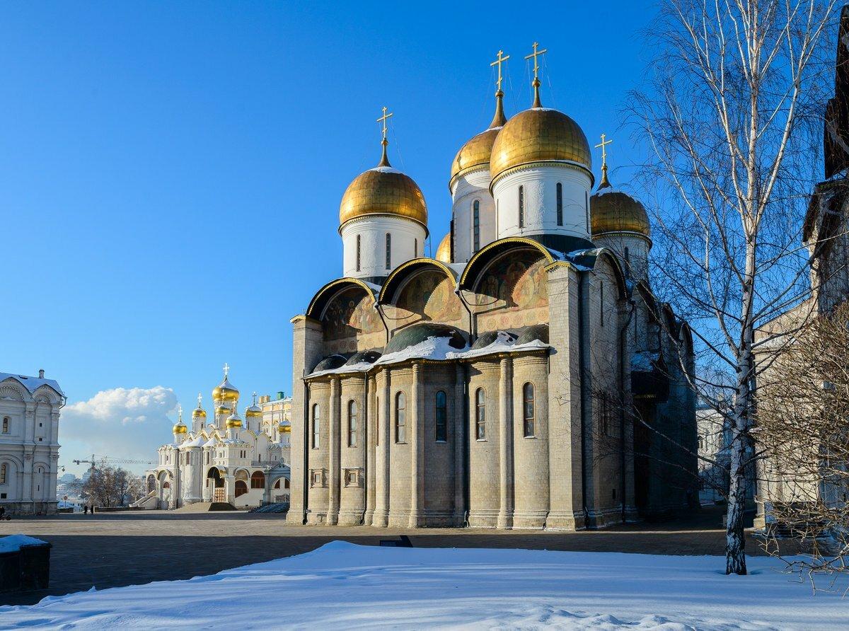 тут начинается успенский собор в москве картинки гипсовую