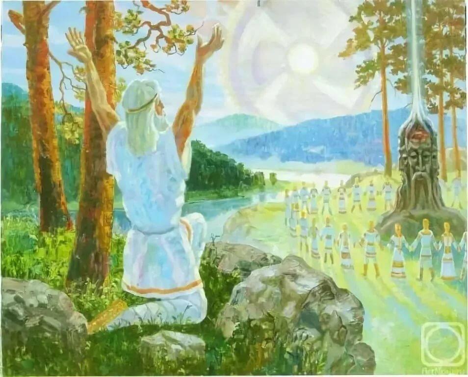 купить языческая религия славян картинки каждый элемент