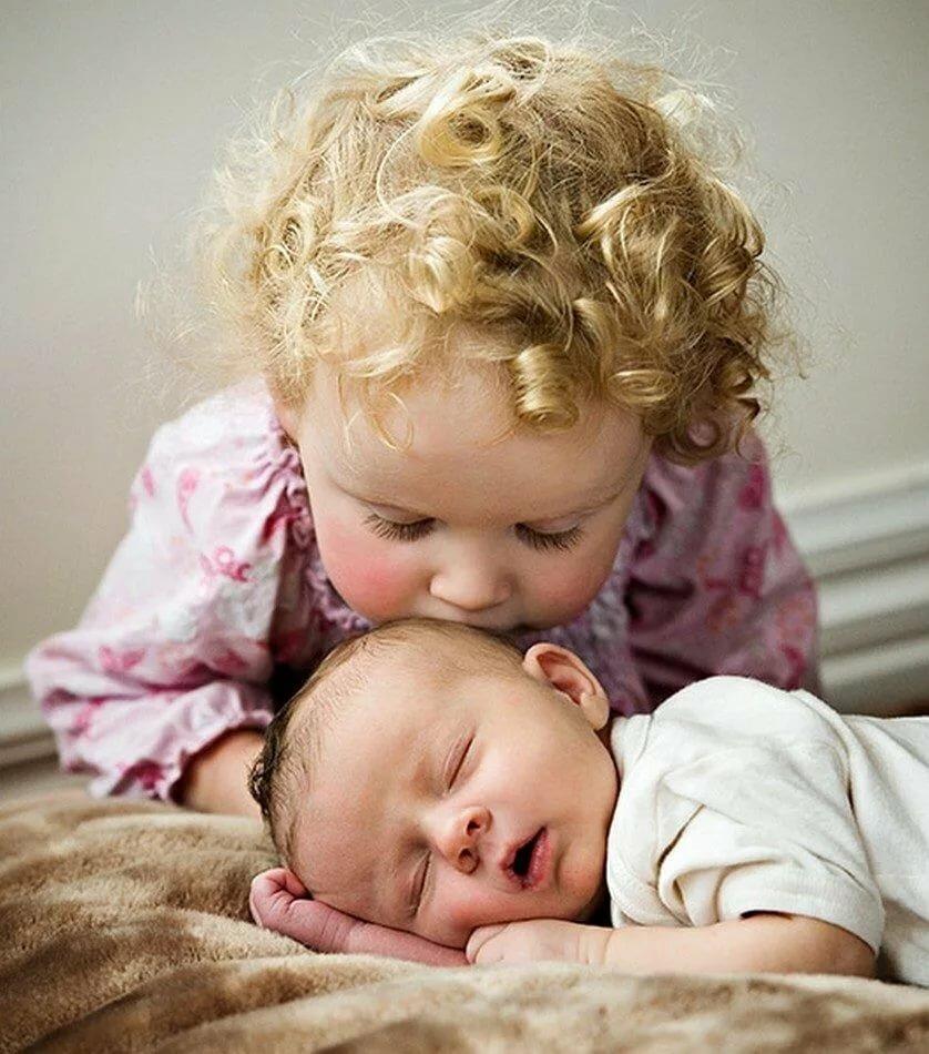 Показать красивые фото с детьми это
