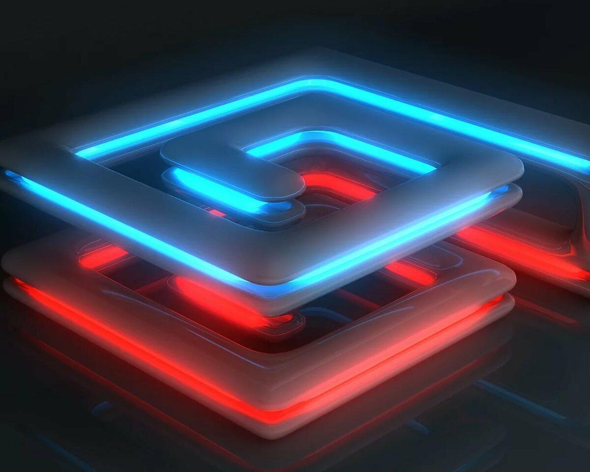 светящиеся картинки на компьютер особенностями