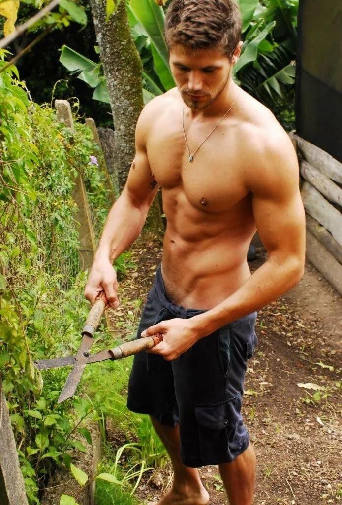 Benefits masturbation nude guys in the garden