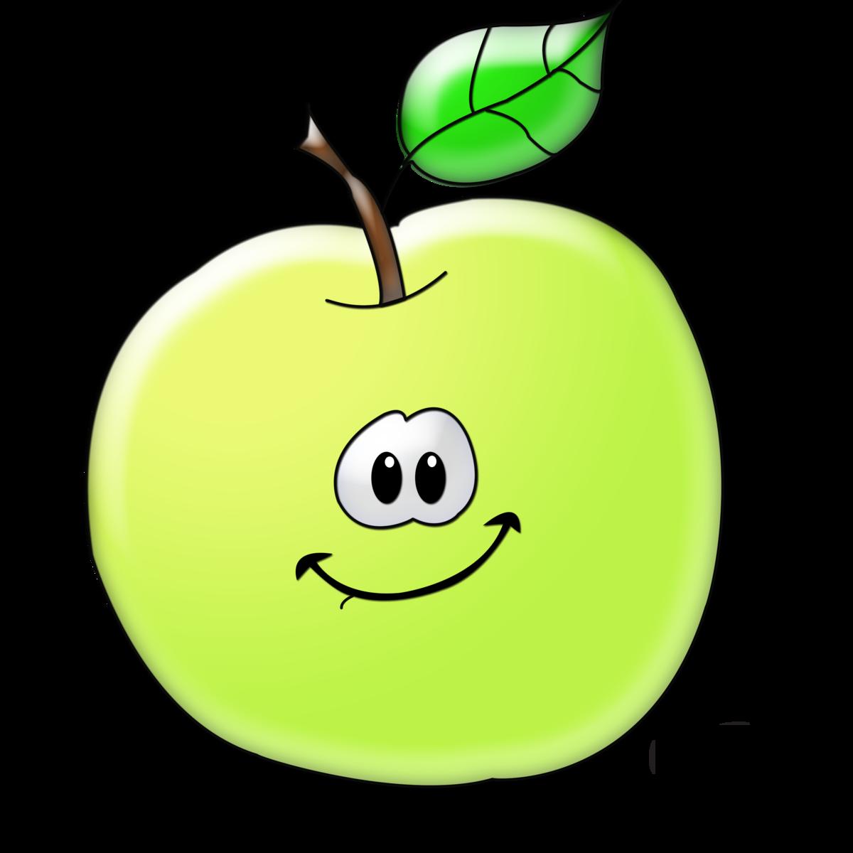Сделать, картинка прикольное яблоко