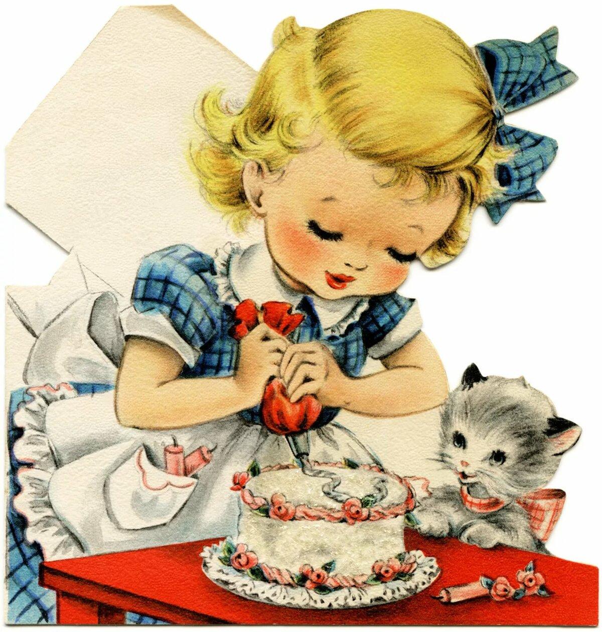 с днем рождения старинные открытки сестре чертой