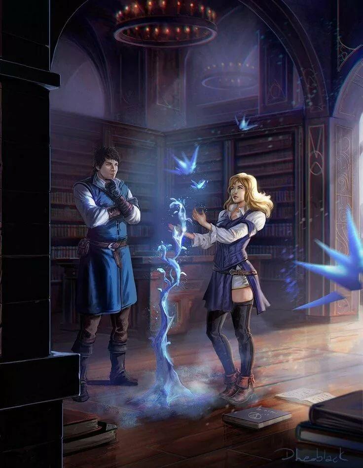 картинка академия волшебников стабильное