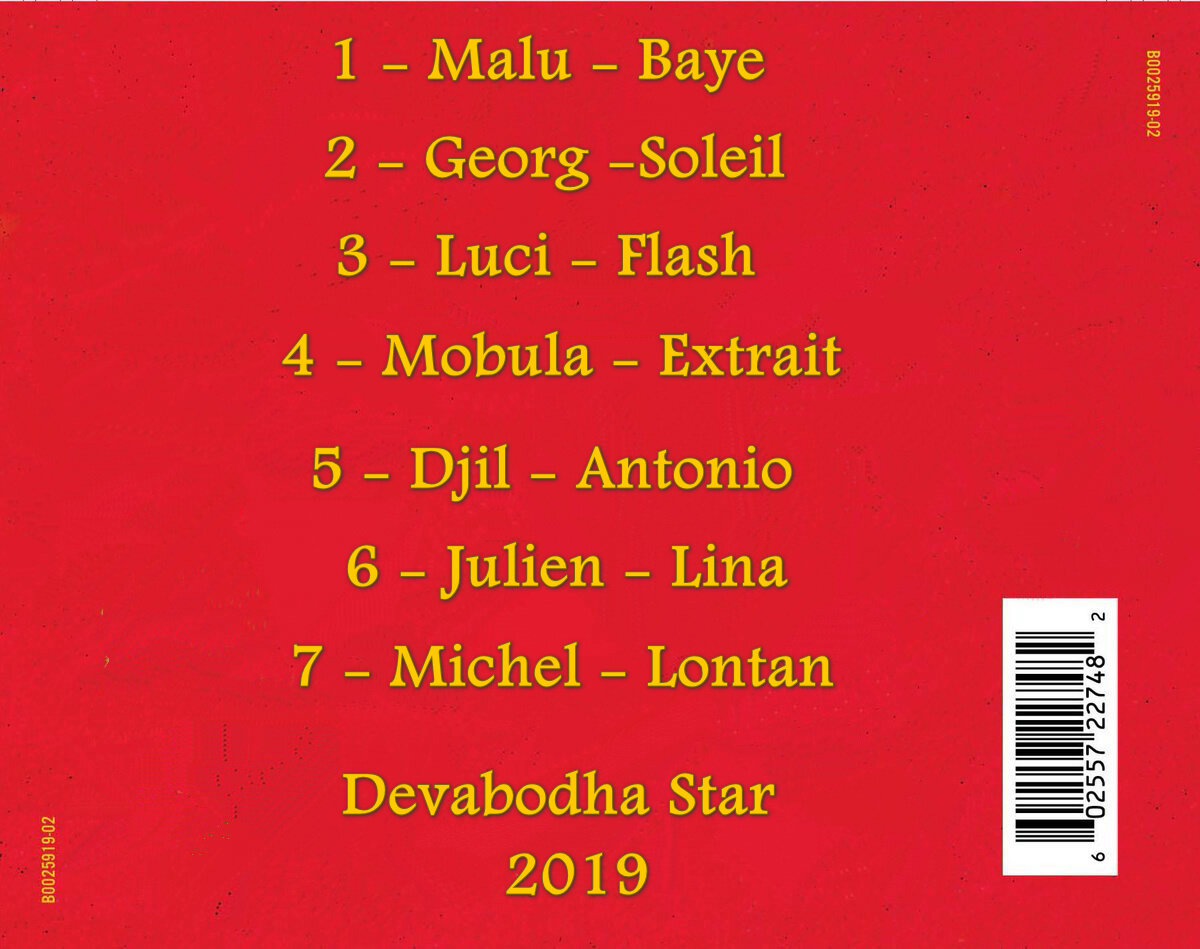 Zouk 90's vol. 3 by Devabodha   S1200