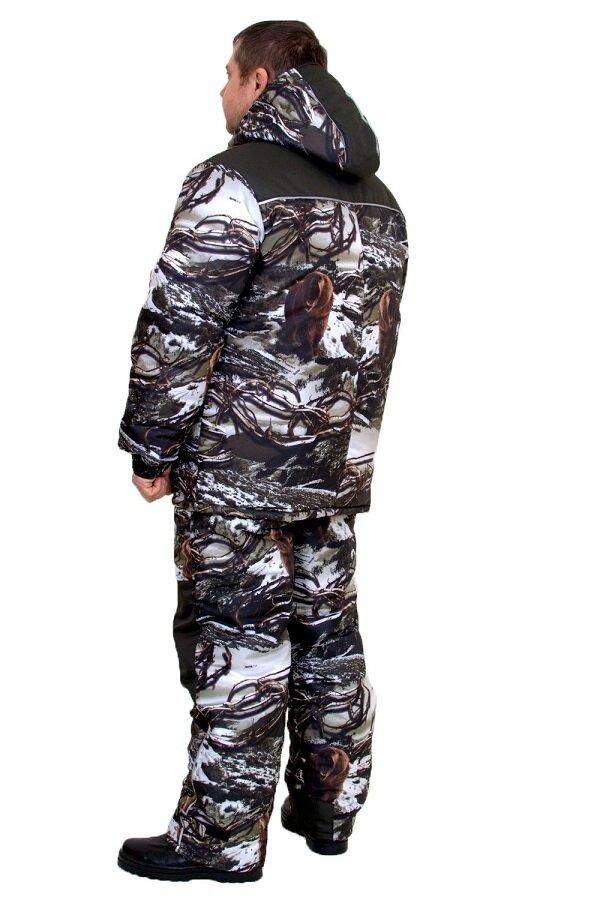 этом фото зимних охотничьих костюмов живут