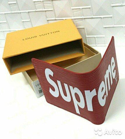 09f20e0fd0d1 Виталий шопинг влог по Официальный сайт Портмоне Supreme от Louis Vuitton.  $10, за ! Виталий шопинг влог по Официальный сайт