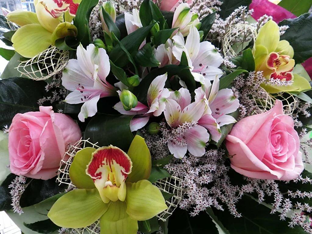 прекрасные цветы даме в открытках ушной клещ