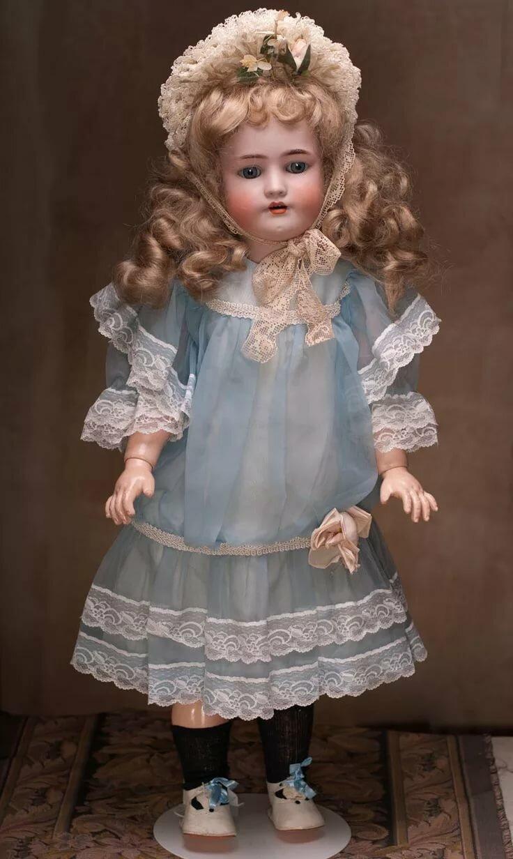 Рисунки, картинки старых кукол