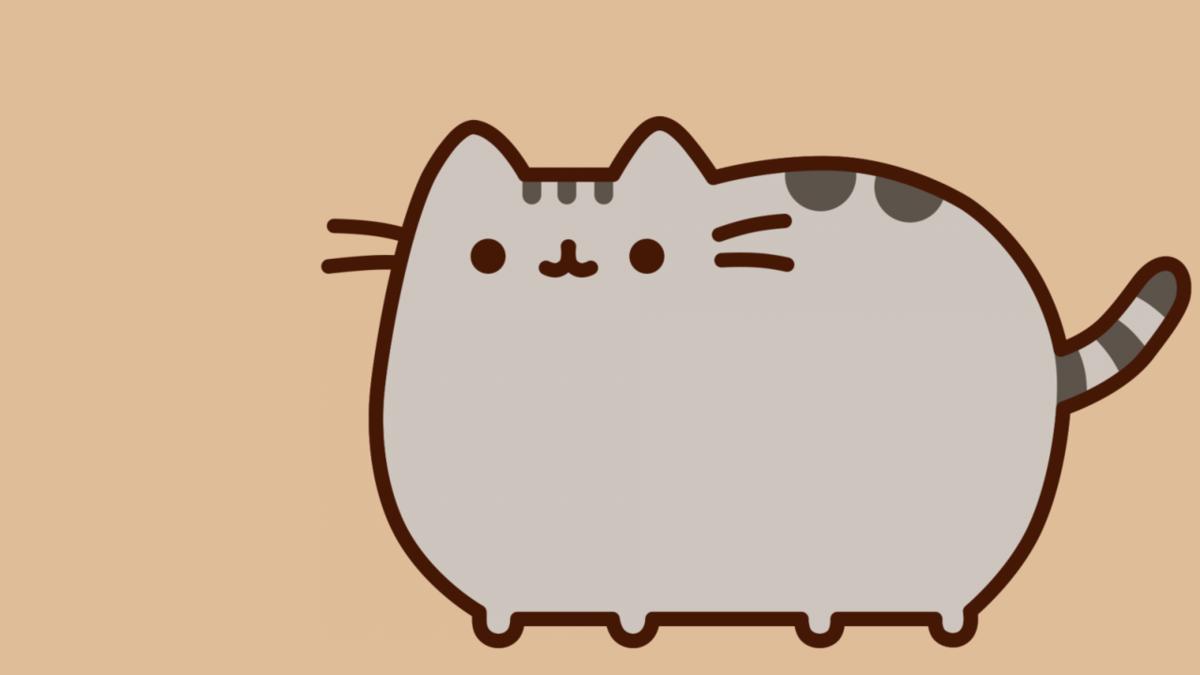 Поздравлением рождением, картинки котики мультяшные