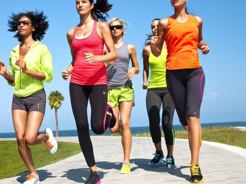Спорт чтобы похудеть летом