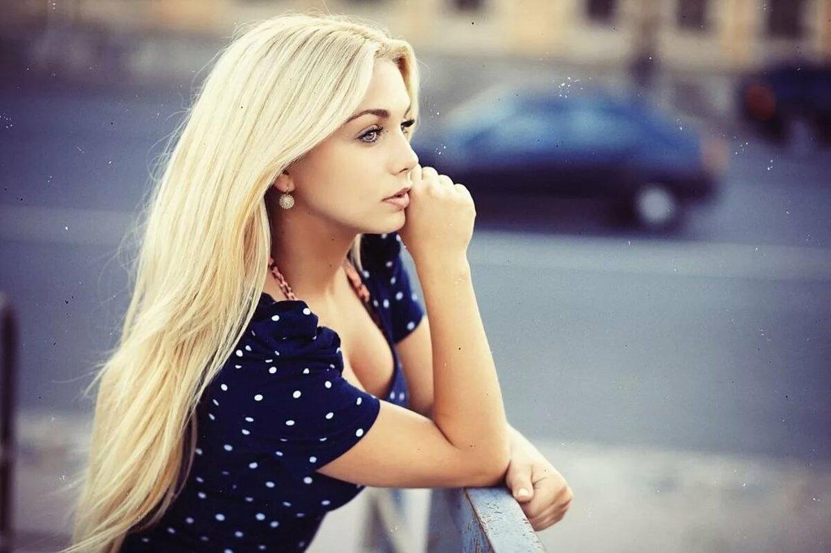 Картинка днем, красивые блондинки картинки на аву