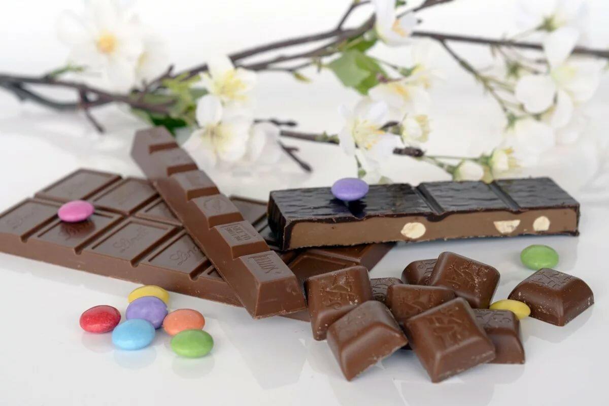 Картинки с шоколадками, последний