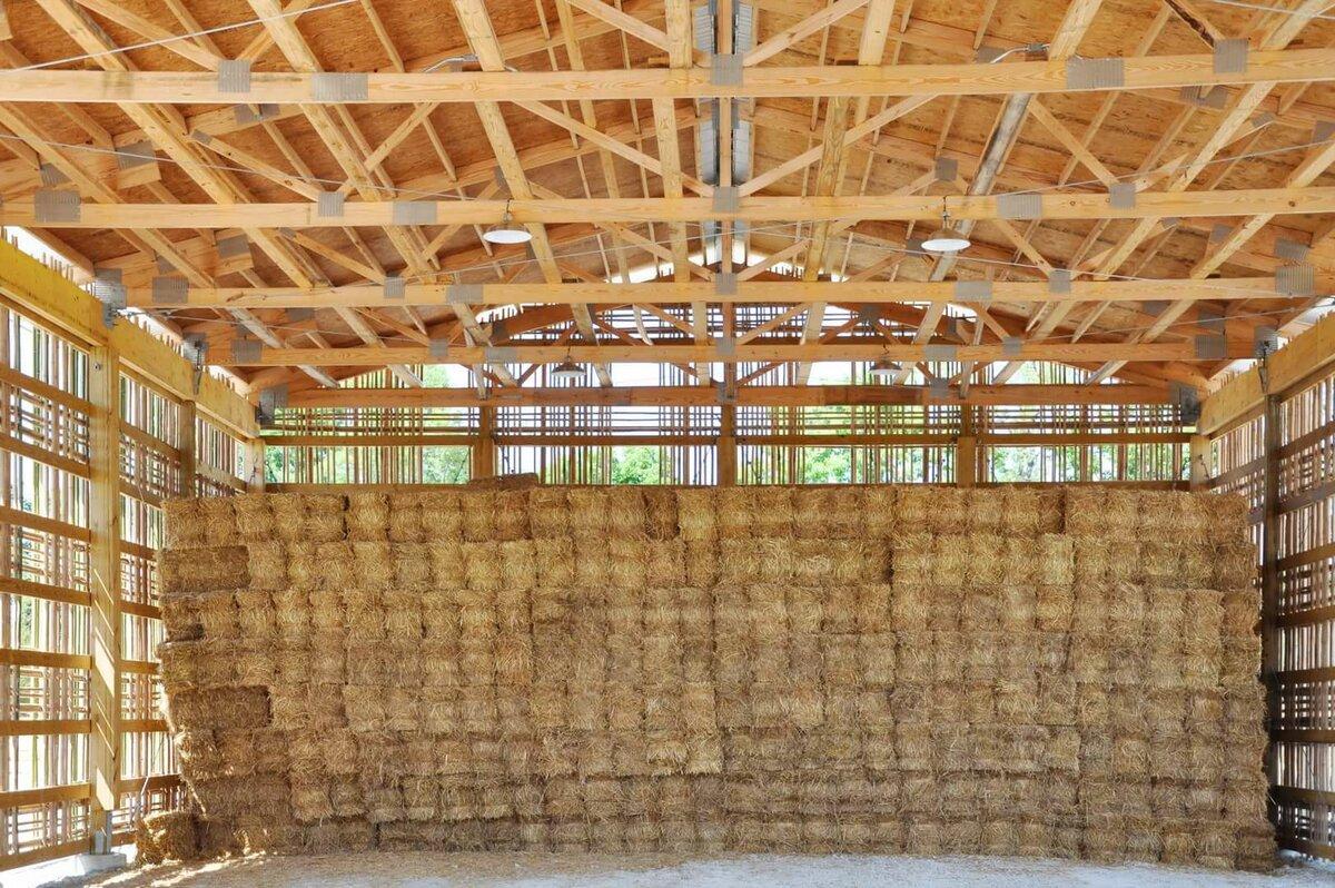 хранилище для сена своими руками фото кадры норильска