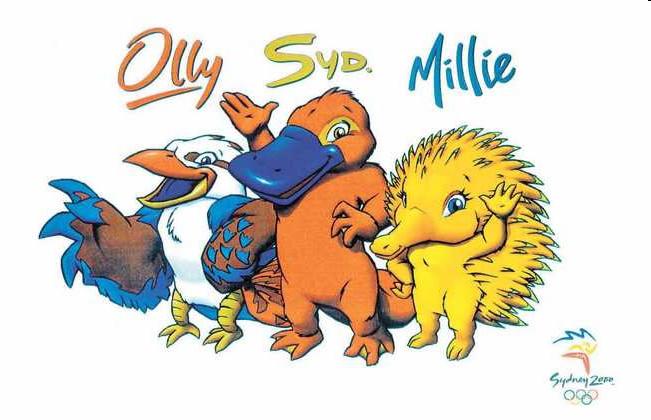 15 сентября 2000 года открылись XXVII летние Олимпийские игры в Сиднее (Австралия)