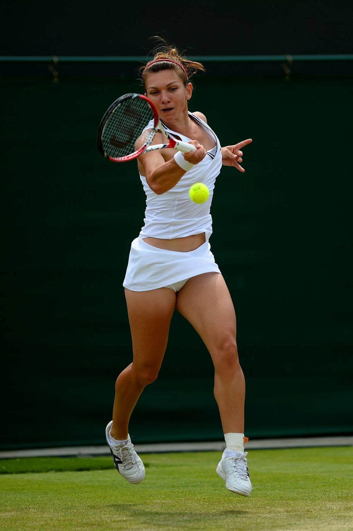 Nude Female Tennis Players