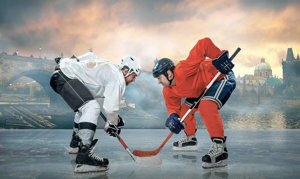вперед к победе картинки хоккей про
