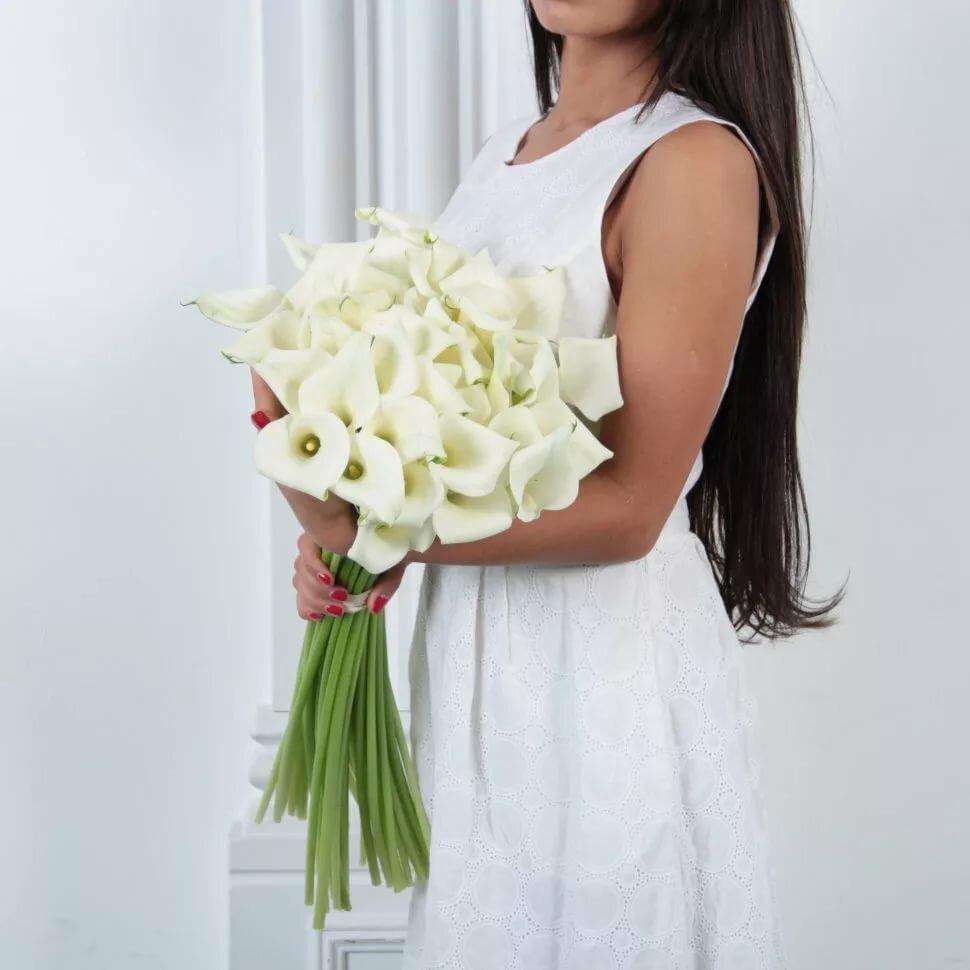 Букеты, цветы каллы купить днепр