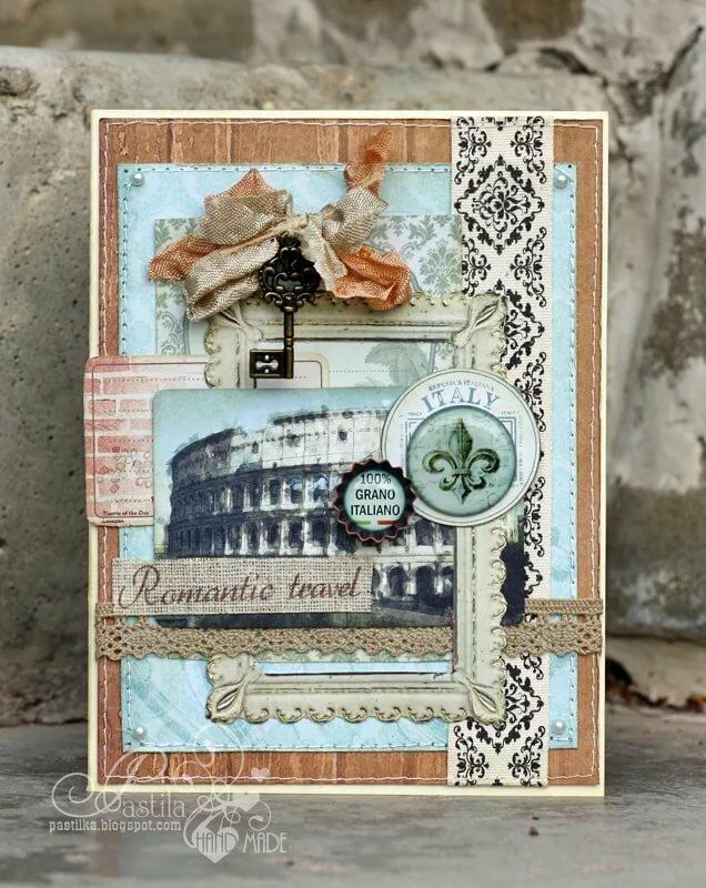 Открытки с городом скрапбукинг, открытки