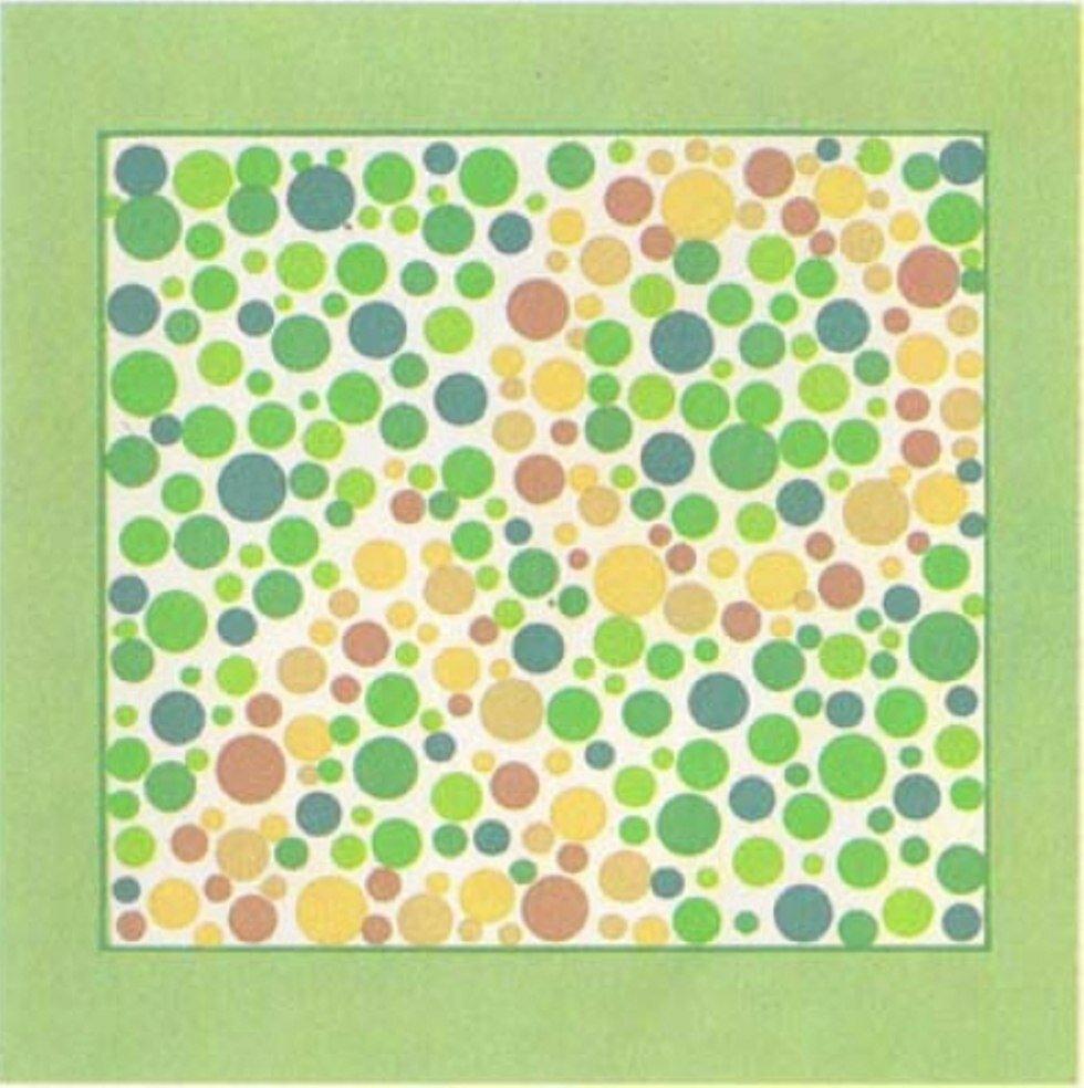 цветные картинки для проверки зрения у офтальмолога своем большинстве, дети