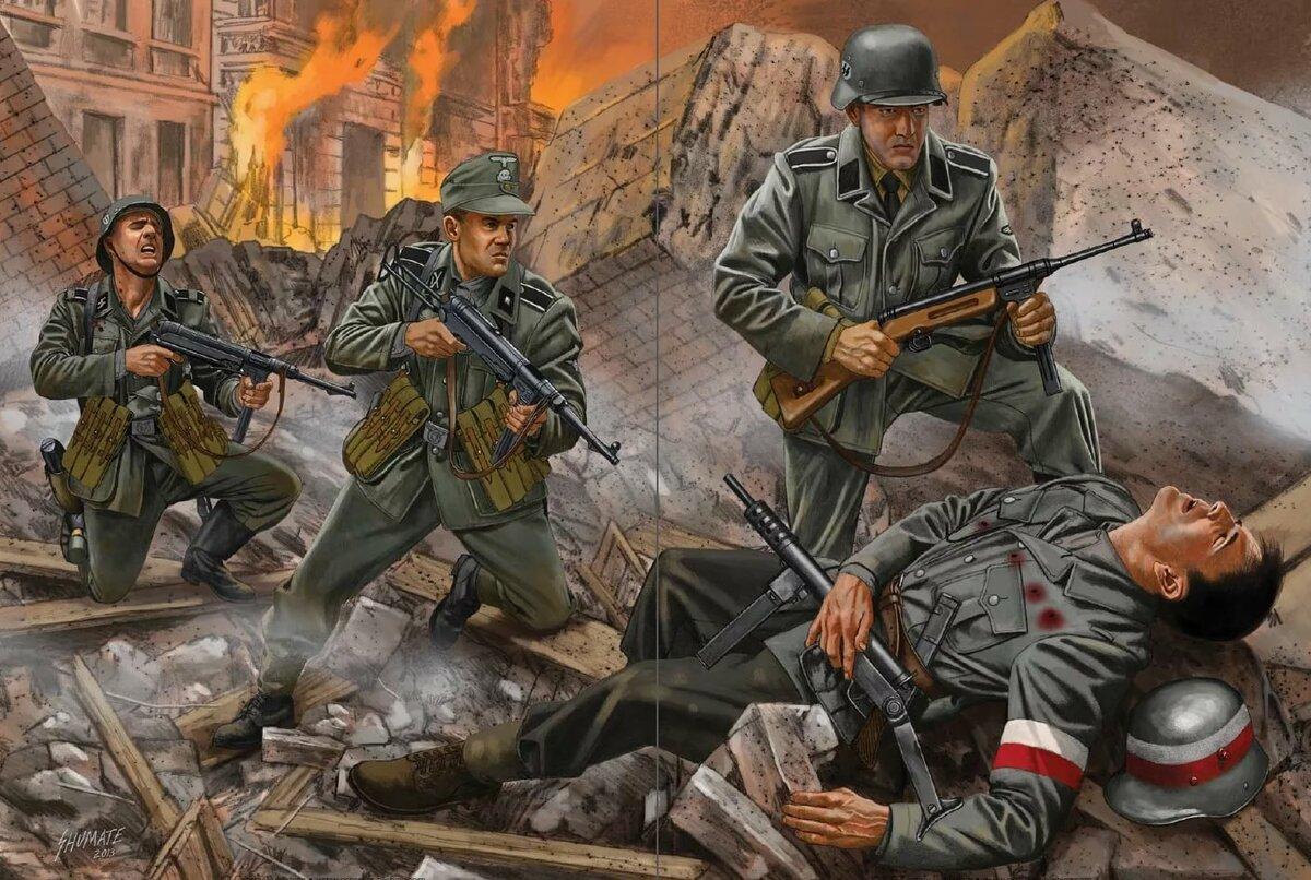 бородина решила, картинки с немцами военные акциями сезонными