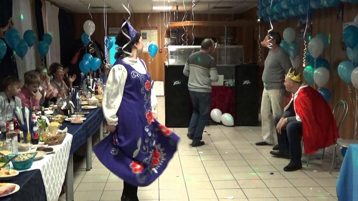 Сценарий видео поздравление с юбилеем