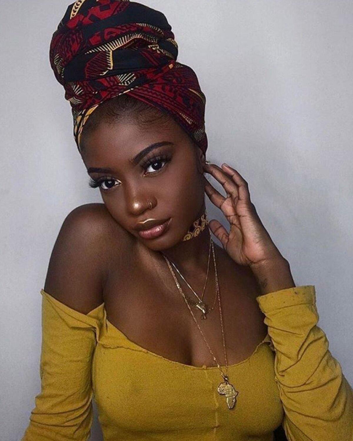 Ebony girls images