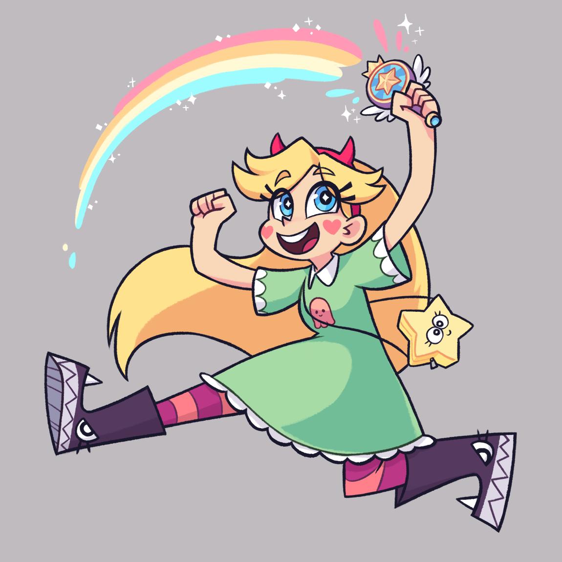Картинки звездный принцессы