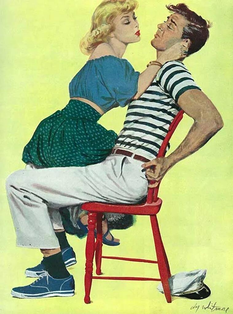 Любовными стихами, смешные картинки как наказать мужчину