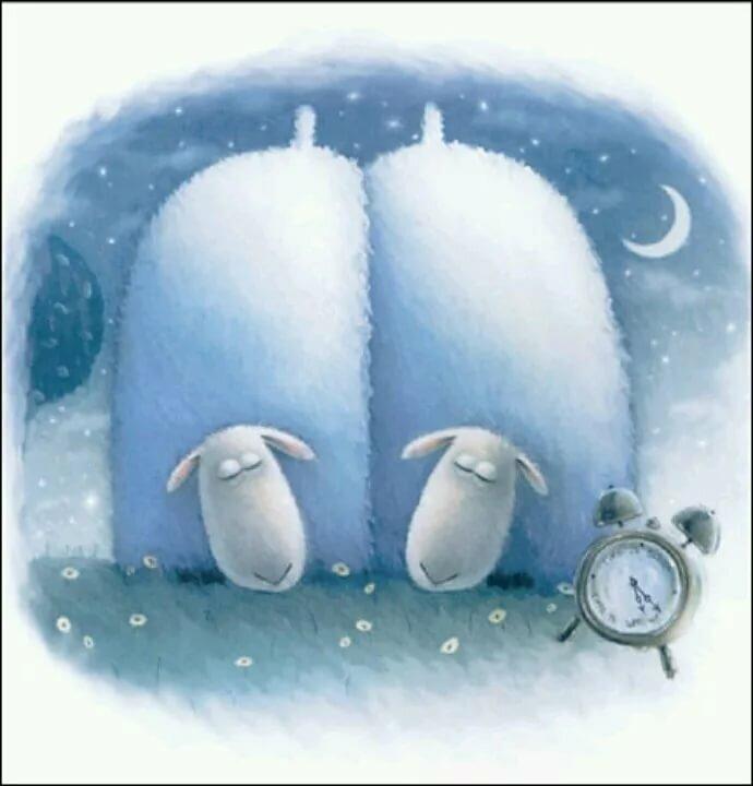 Щенячий патруль, красивые овечки картинки спокойной ночи