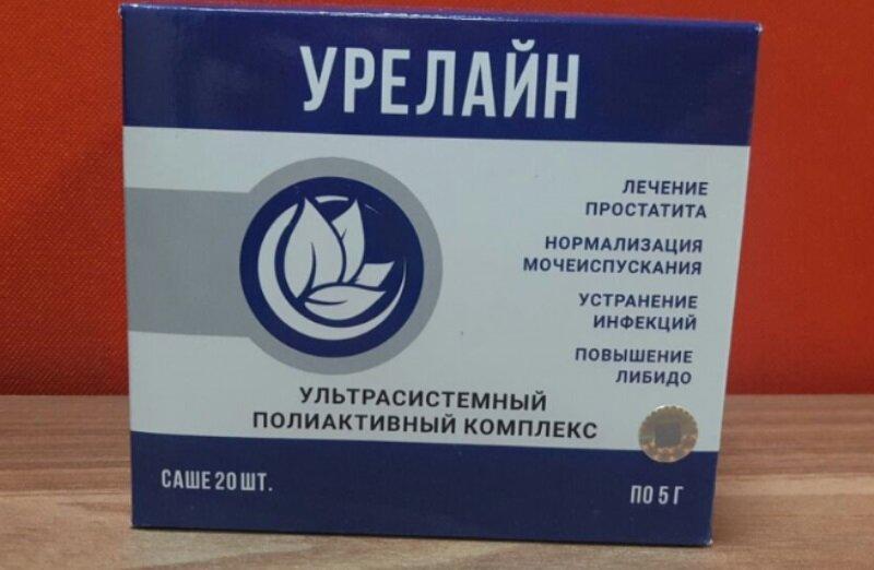 Урелайн - для потенции в Новомосковске